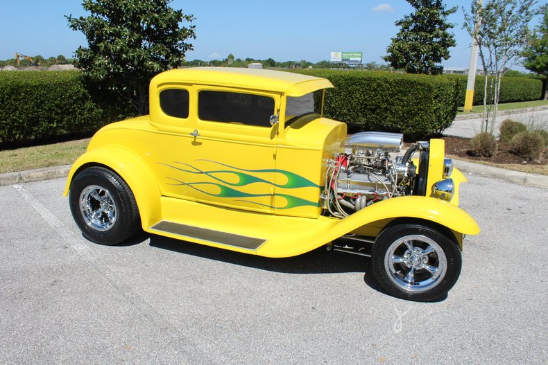 1931 Ford 5 window For Sale
