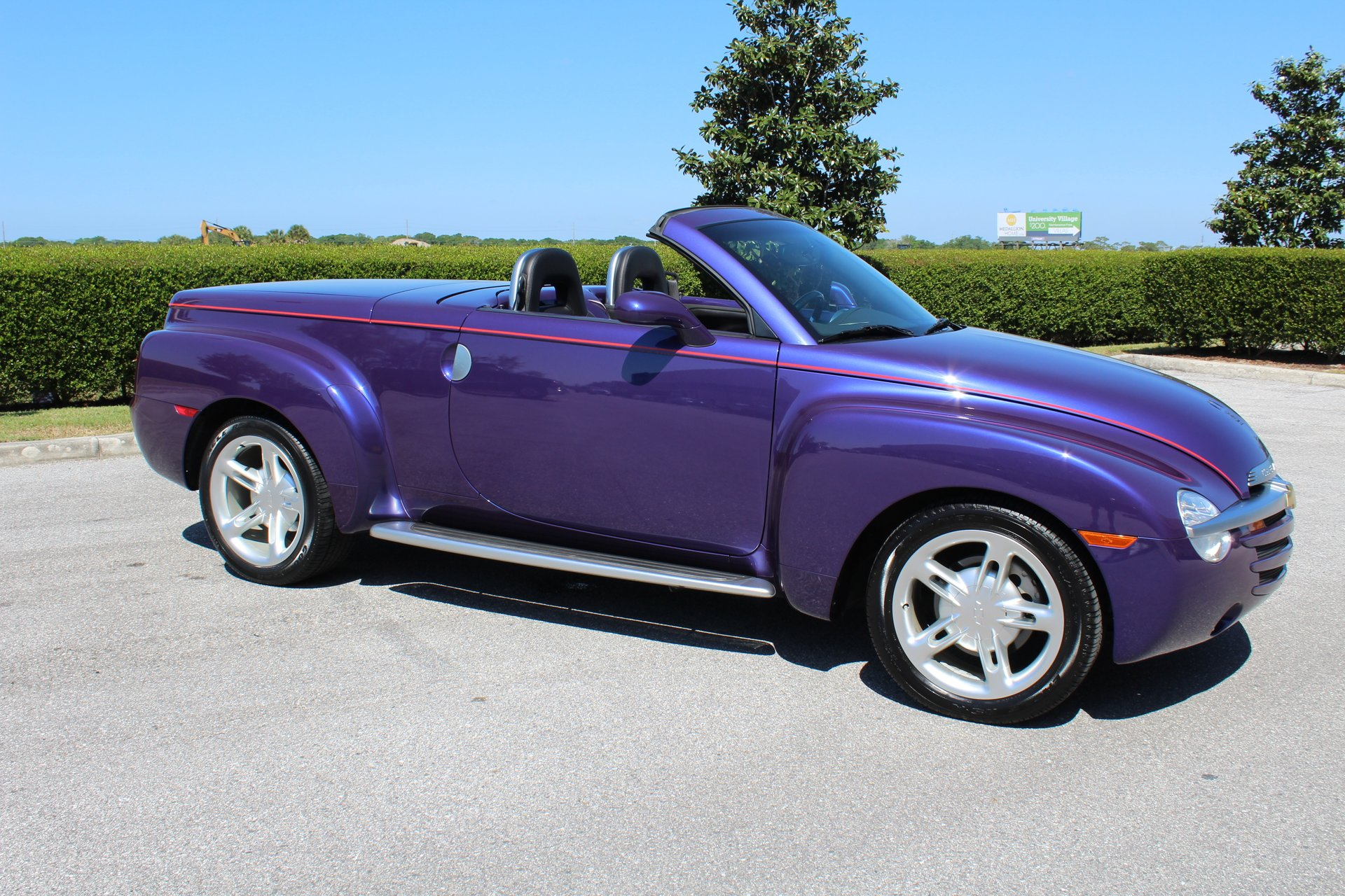 2004 Chevrolet Ssr Classic Cars Of Sarasota