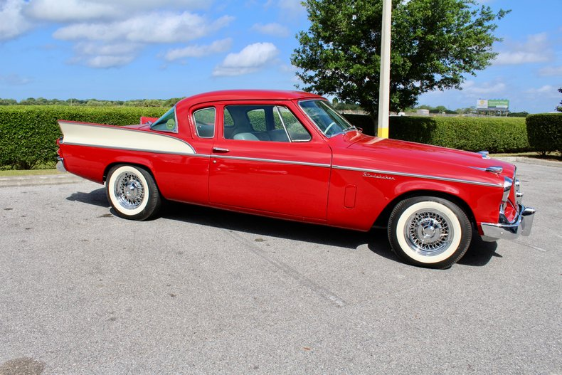 1958 Studebaker Silver hawk For Sale