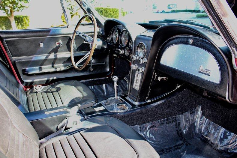 1967 chevrolet stingray