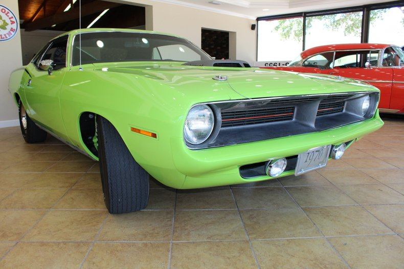 1970 Plymouth 'Cuda | Classic Cars of Sarasota