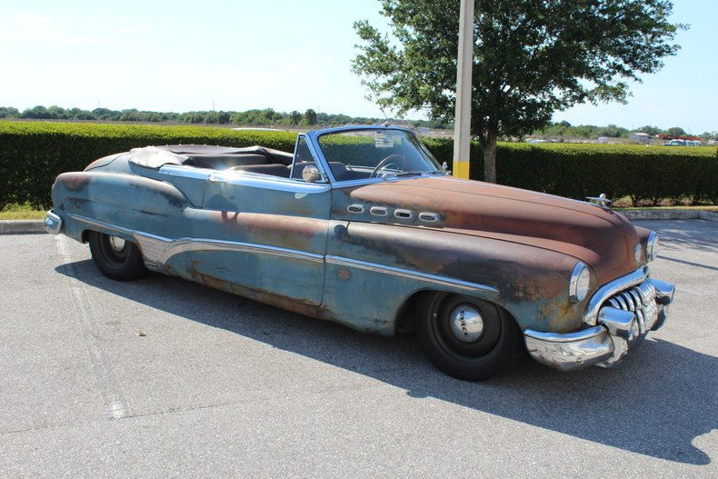 1950 Buick Roadmaster For Sale