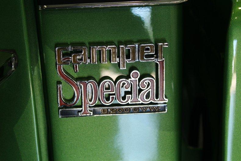 1975 chevrolet silverado camper special