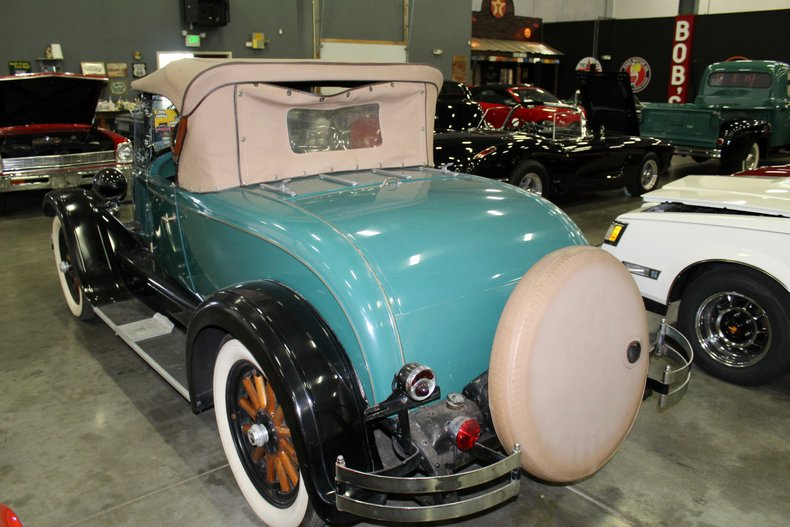 1927 chrysler 50