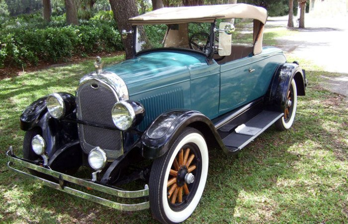 1927 chrysler 50