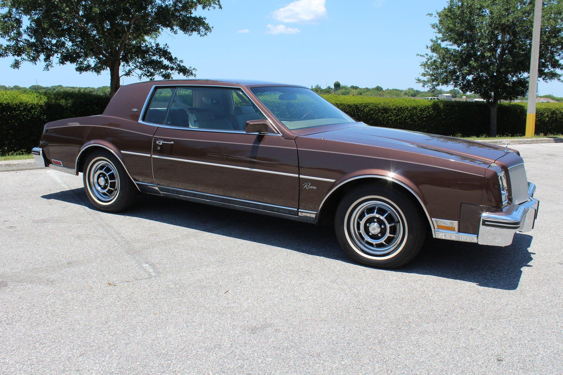 1985 Buick Riviera | Classic Cars of Sarasota