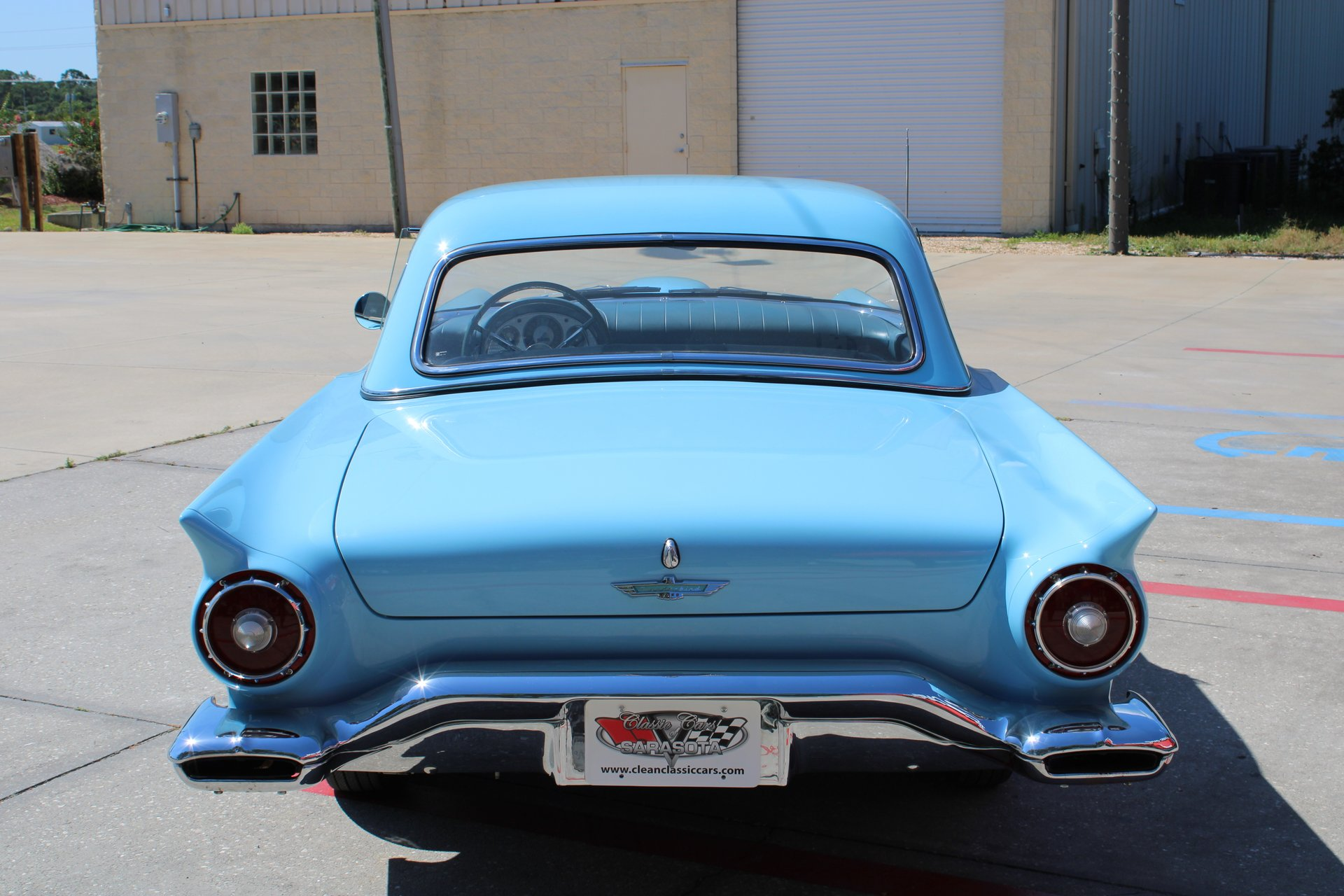 1957 Ford Thunderbird for sale #166424 | Motorious