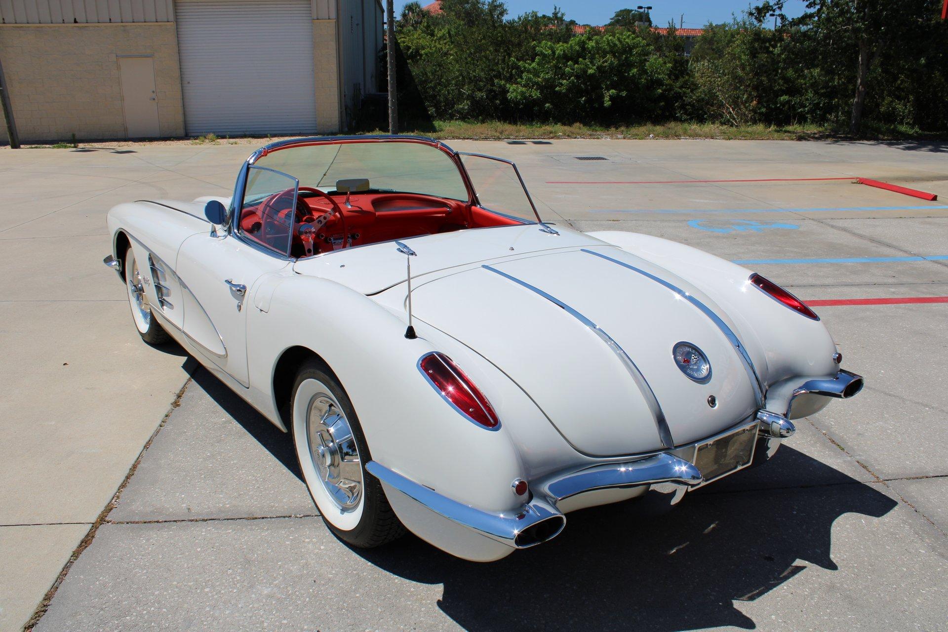 1958 Chevrolet Corvette for sale #123130 | MCG