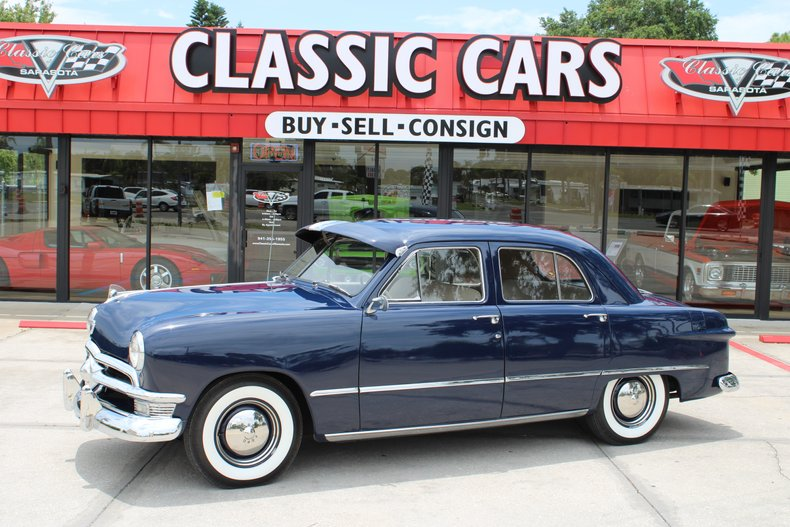 1950 Ford Deluxe For Sale
