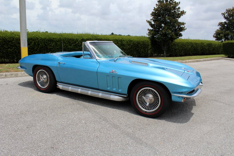 1966 Chevrolet Corvette Stingray For Sale