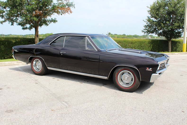1967 Chevrolet Chevelle Super Sport For Sale