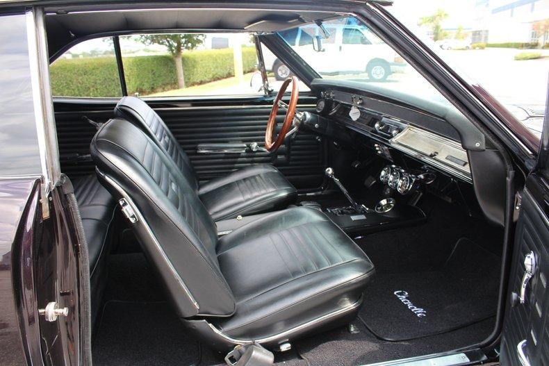 1967 chevrolet chevelle super sport