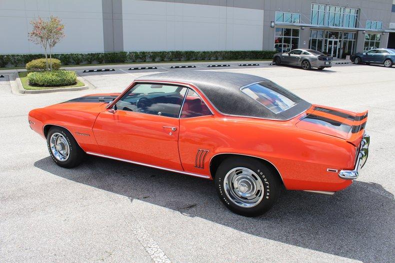 1969 Chevrolet Camaro Z28 for sale #169712 | Motorious