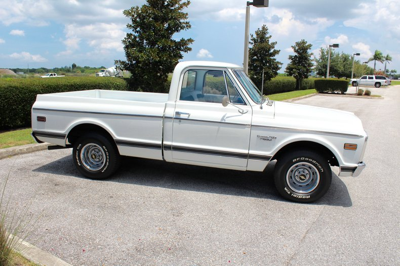 1969 chevrolet c10 396 short bed