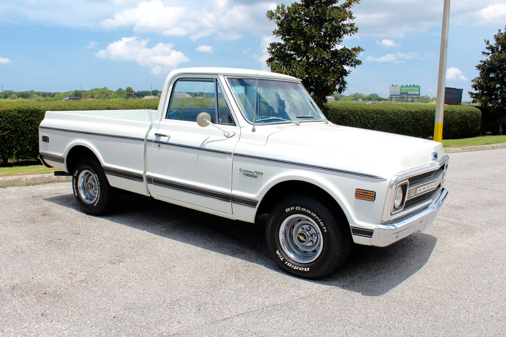 1972 chevrolet c10 396 short bed