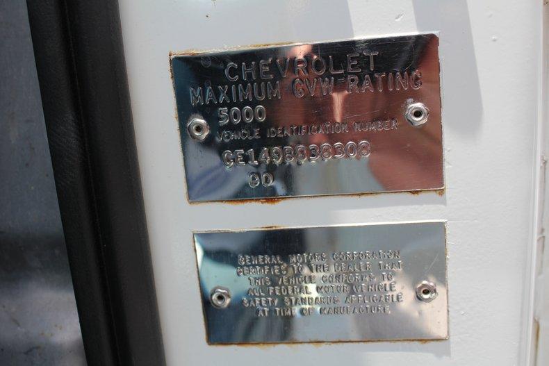 1972 chevrolet c10 396 short bed