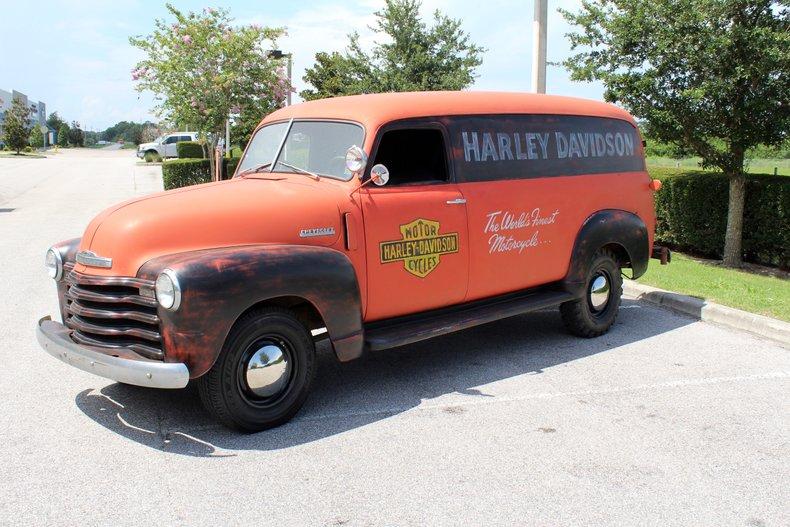 1947 chevrolet suburban fat girl panel truck