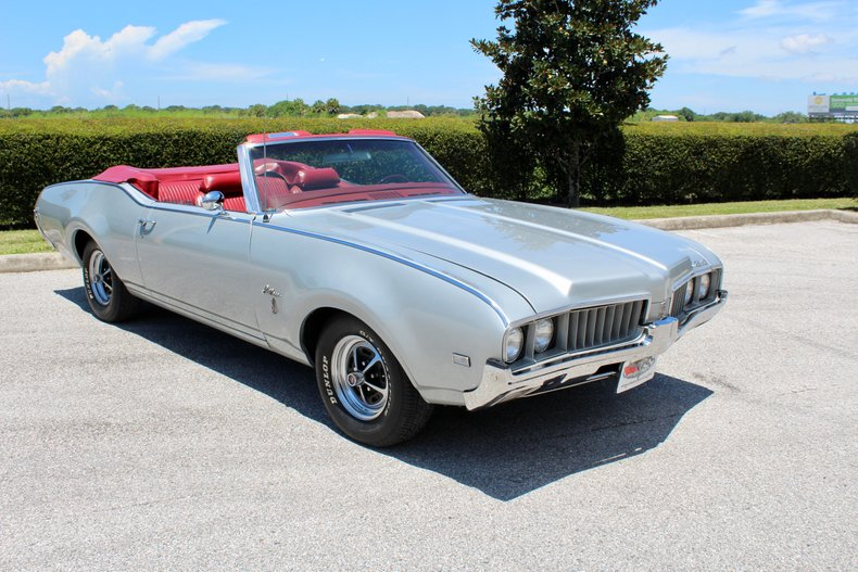 1969 oldsmobile cutlass s
