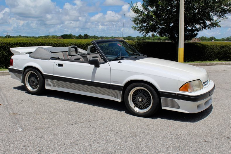 1989 Saleen Mustang For Sale