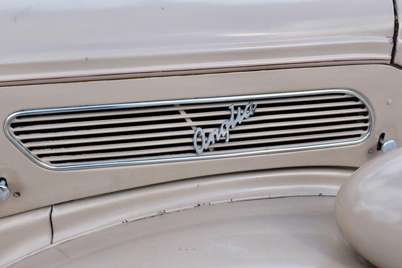 1951 ford anglia saloon