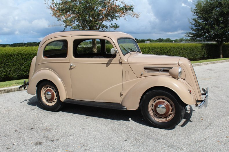 1952 Ford Anglia Saloon for sale #175760 | Motorious