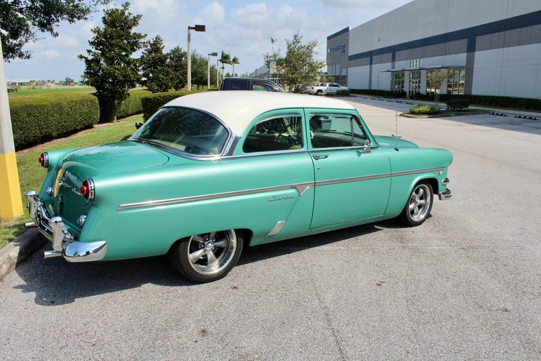 1954 ford business coupe