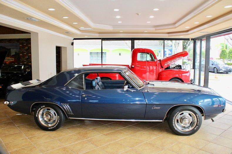 1969 Chevrolet Camaro Z28 For Sale
