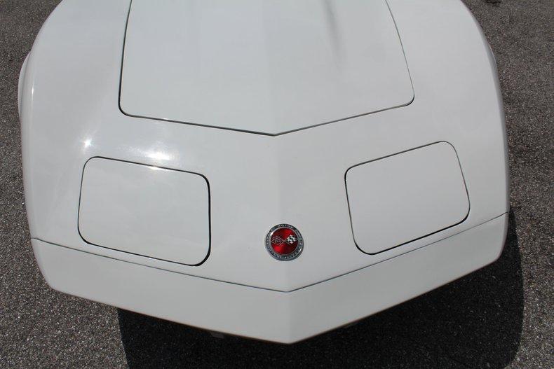 1974 chevrolet corvette stingray
