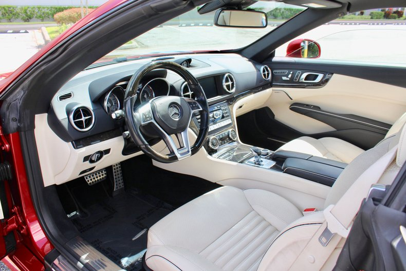 2015 mercedes benz 400 sl
