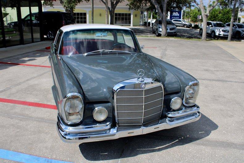 1967 mercedes benz 250se
