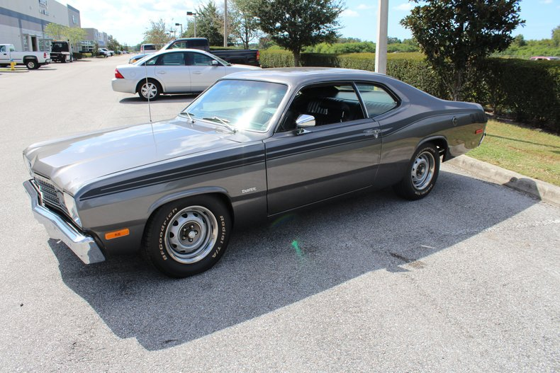 1973 plymouth duster 340