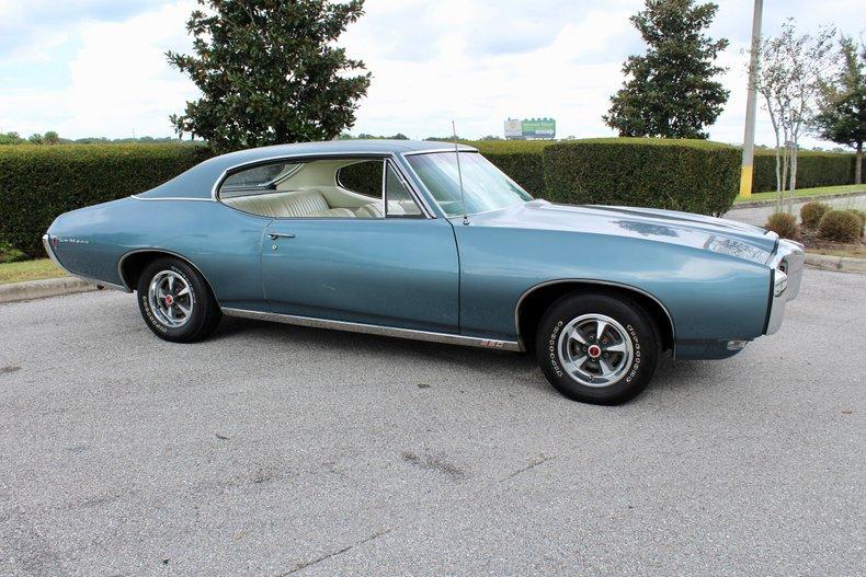 1968 Pontiac LeMans For Sale