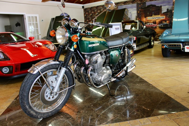 1971 Honda Cb 750 Four