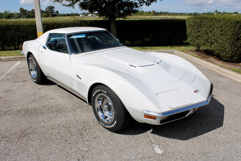 1971 chevrolet stingray ls5