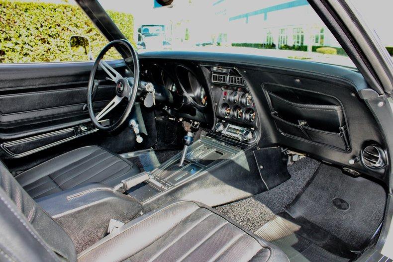 1971 chevrolet stingray ls5