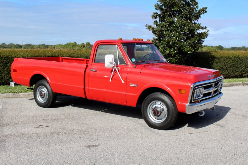 1968 GMC 3600C For Sale