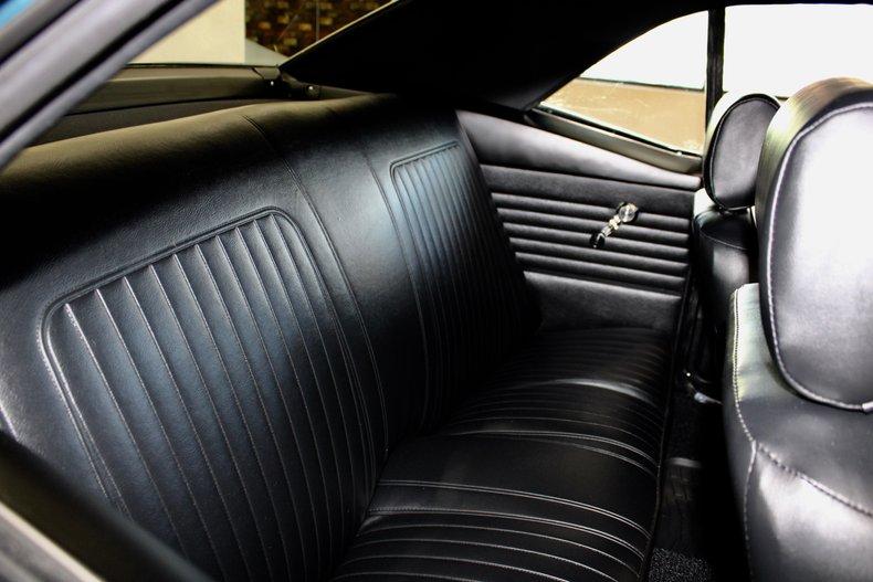 1968 chevrolet camaro ss