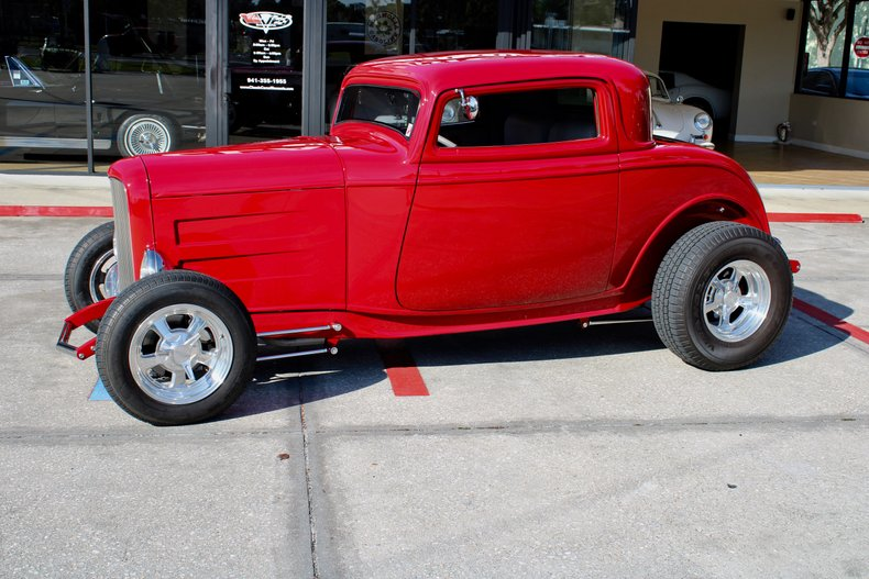 1932 ford duce coupe