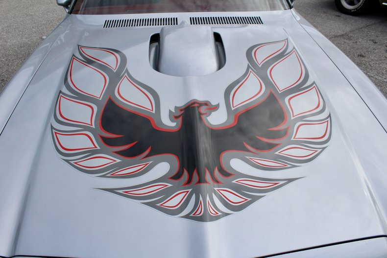 1976 pontiac trans am 455 4 speed