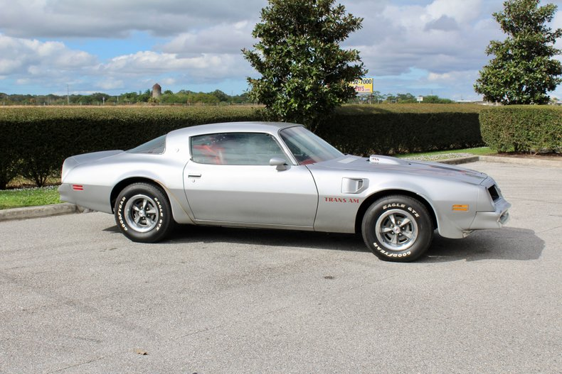 1976 pontiac trans am 455 4 speed