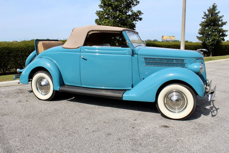 1936 ford cabrolet