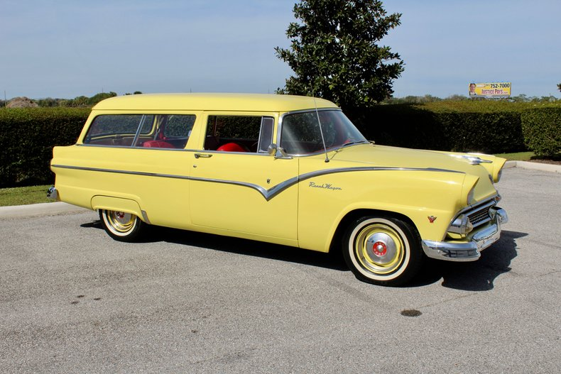 1955 ford ranch wagon