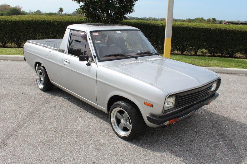 1988 datsun 1200