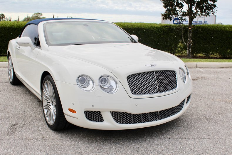 2010 bentley gtc