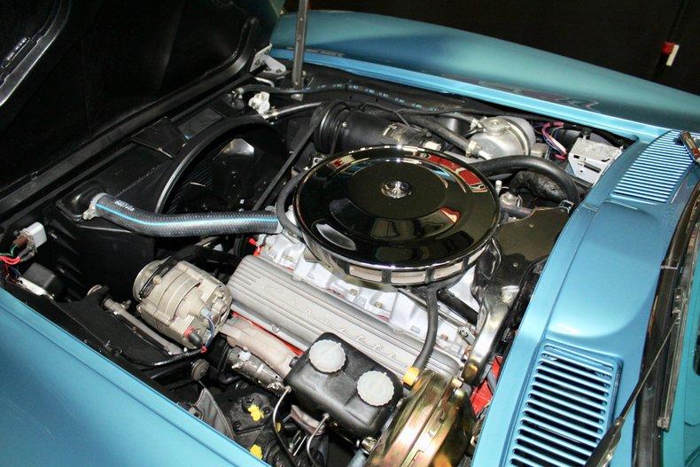 1965 chevrolet corvette stingray l79
