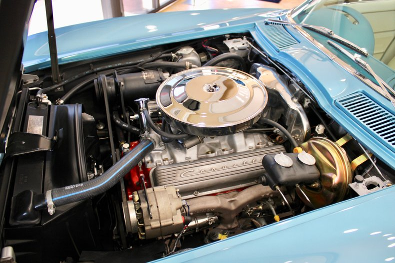 1965 chevrolet corvette stingray l79