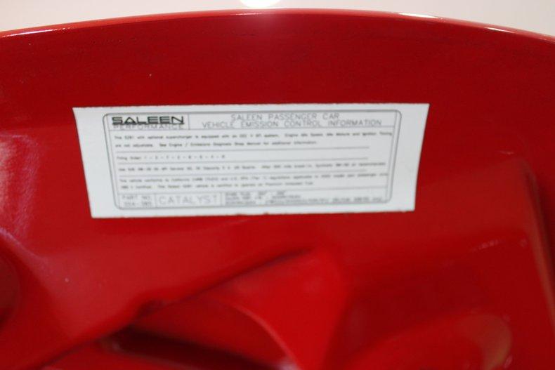 2002 saleen s281