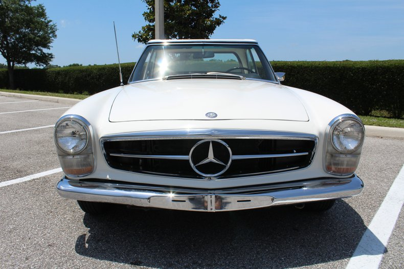 1968 mercedes benz 250sl