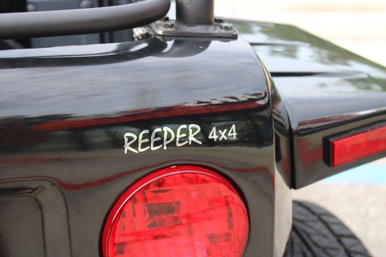 2015 oreion reeper 4x4