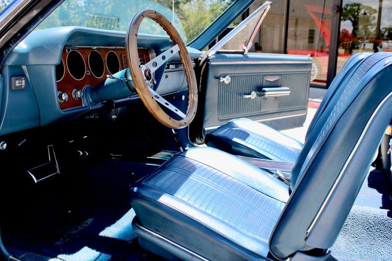 1966 pontiac gto ls1 restomod